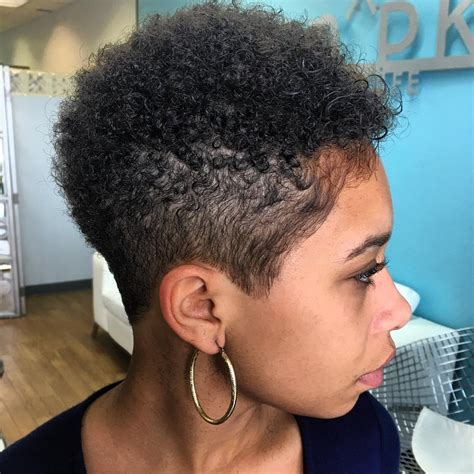 cute tapered natural hairstyles  afro hair