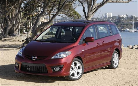 Mazda 5 Picture by 2009 Mazda5 Widescreen Car Picture 01 Of 16