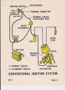 The Care And Feeding Of Ponies  Mustang Ignition System 1965 And 1966