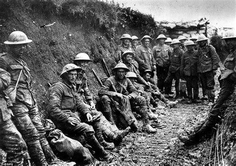 Coventry Sinking by People And Places Trials Of Trench Life In Wwi A Legacy