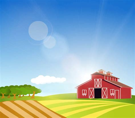 Wallpaper Clipart by Farm Background Clipart 101 Clip