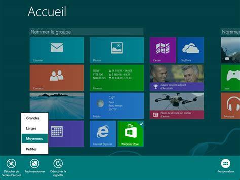 afficher horloge sur bureau windows 7 comment afficher l heure sur accueil windows 8