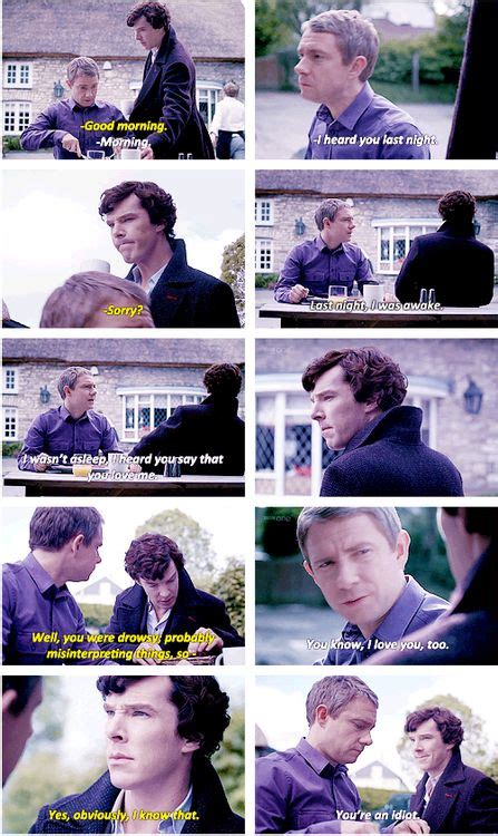 sherlock johnlock they each john friends sigh le memes way own argue don ship sweet meme benedict too pleased end