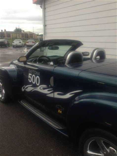 buy   chevy ssr collector carconvertable truck