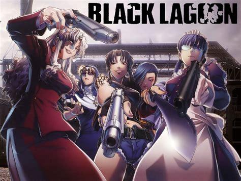 black lagoon funimation wiki fandom powered  wikia