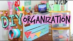 Diy Spring Organization   Room Decor  Get Organized For Spring