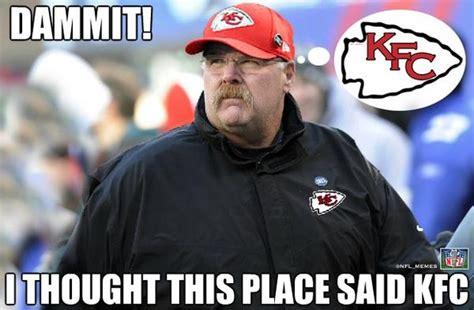 Andy Reid Meme - nfl memes on twitter quot andy reid s big mistake http t co vwxi44ju quot