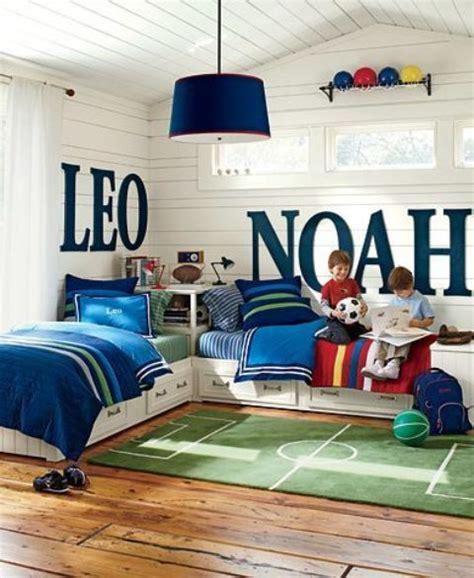 room for two boys deco infantil dormitorios masculinos compartidos decocasa