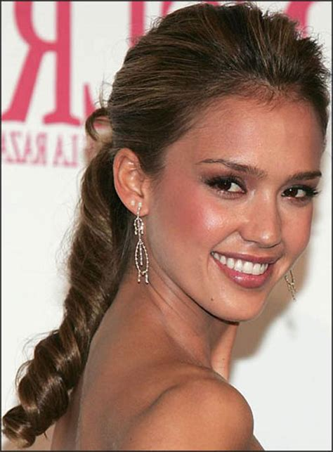 ponytail hairstyles  summer