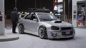 Jdm Subaru Lights Mntlbna 39 S Widebody Jdm 2004 Subaru Wrx And The Crew Youtube