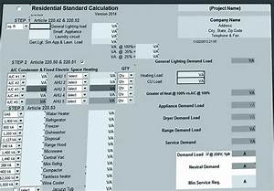 Residential Load Calculations