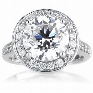 Zirconium Diamond Rings | Wedding, Promise, Diamond ...