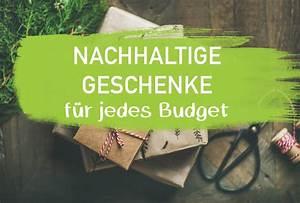 Weihnachtsgeschenke Für Mann : nachhaltige geschenke f r jedes budget ko geschenke l ecoyou ~ Orissabook.com Haus und Dekorationen