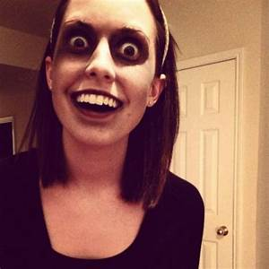Zombie Overly Attached Girlfriend Blank Meme Template ...
