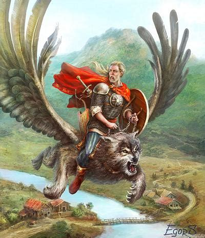 Russian Mythology, Legend and Folklore Art Gallery ...