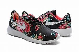 Cheap Nike Roshe Run Womens Floral For Free Shipping