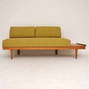 Sofa Retro : retro sofa bed or day bed by ingmar relling vintage 1960s ~ Pilothousefishingboats.com Haus und Dekorationen