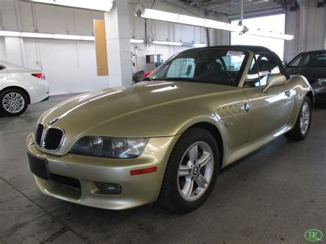 2002 Bmw Z3 2.5