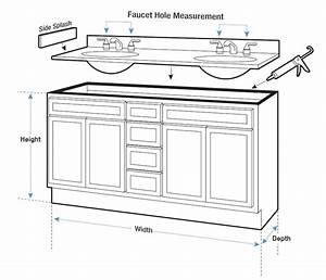 Nice Bathroom Cabinet Depth 1 Bathroom Vanity Dimensions