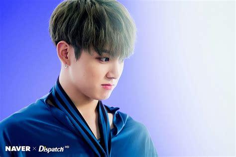 Jungkook Bts Naver X Dispatch Bts Dna Mv Set Photos