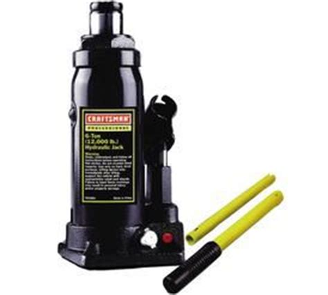 craftsman 31871911 6 ton hydraulic sears outlet