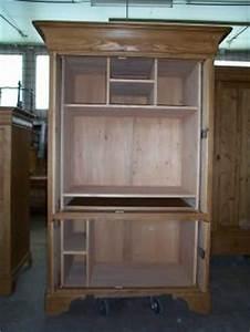 Meuble Ordinateur Salon : meuble ordinateur armoire ordinateur meuble marcelis luc ~ Medecine-chirurgie-esthetiques.com Avis de Voitures