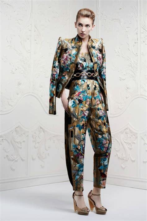 Alexander McQueen Resort 2013 Collection|