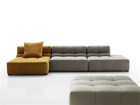 canap駸 modulables sofa casa leather divani casa t737b modern blue leather