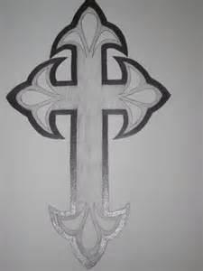 Drawings Crosses Tattoo Designs