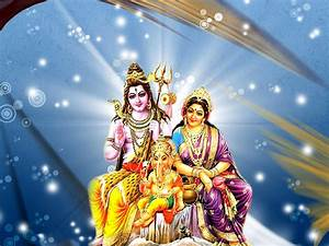 FREE God Wallpaper: Lord Shiva Parvati Wallpapers