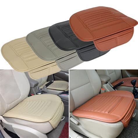 coussin siege voiture siège universel pu coussin de siège de voiture en cuir