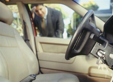 Solutions For Keys Locked In Car Thriftyfun