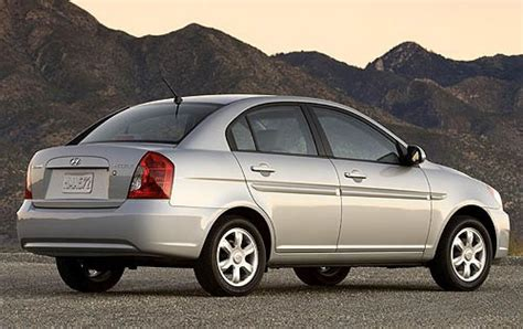 Hyundai Accent 2008 by 2006 Hyundai Accent Information And Photos Zombiedrive