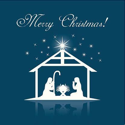 nativity scene clip art vector images illustrations
