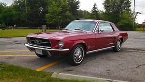 Daily Turismo: 5k: Starter Car: 1967 Ford Mustang Coupe