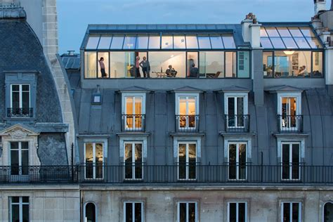 Paris Apartments, Modern And Airy, Used To Be A 19th