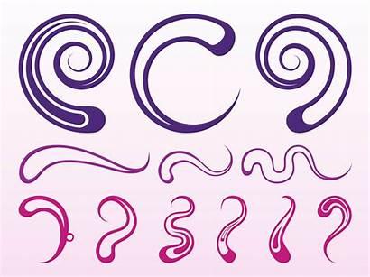 Swirls Swirl Abstract Clipart Clip Scrolls Library