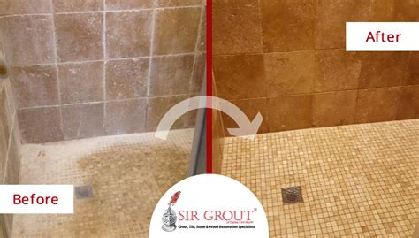 goodbye soap scum see how this shower in dallas tx