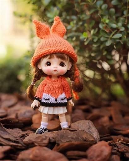 Doll Cartoon Fox Panda Wallpapers Dolls Stalker