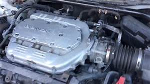 2008 Honda Accord 3 5 V6 Engine Noise    Knock    Rattle