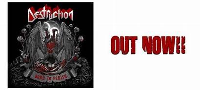 Destruction Thrash Schmier Corona Album Outnow Glad