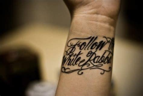 beautiful quote wrist tattoos design ideas tattoo ideas