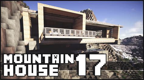 best images about house envy on modern minecraft epic batcave amp modern mountain house 17 youtube 17