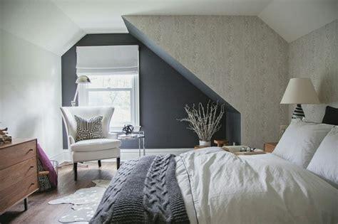 Schlafzimmer Wandgestaltung Dachschräge by Schlafzimmer Dachschr 228 Ge 33 Ideen F 252 R Den Schlafbereich