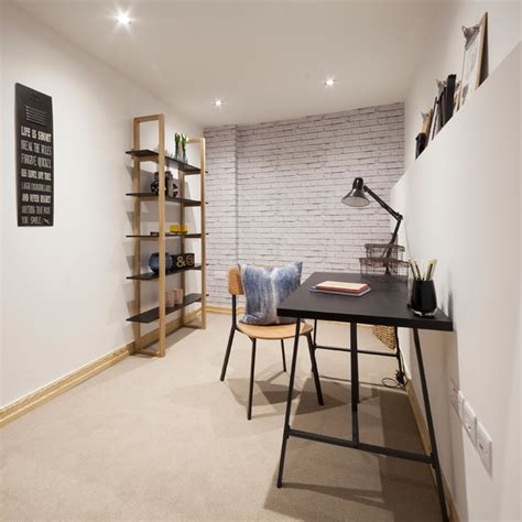inspirational scandinavian home office designs   give    needed motivation