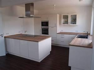 Ikea Küchen Beispiele : unsere neue k che ist fertig der hersteller ist nobilia nobilia 2014 mit magnolia lackfront ~ Frokenaadalensverden.com Haus und Dekorationen