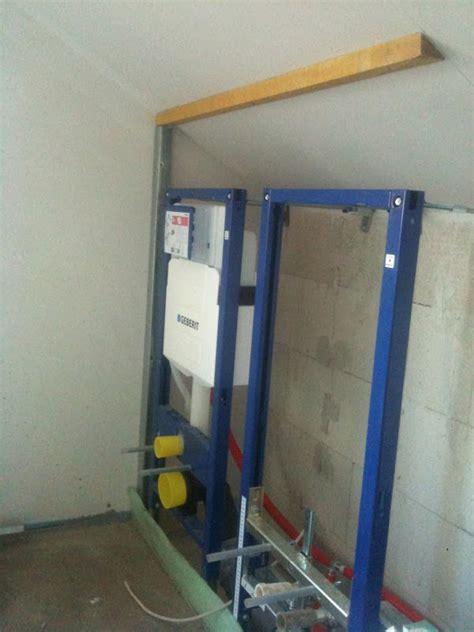 Wc Trockenbau Anleitung Sicher Ins Eigenheim Wir Bauen Ein Haus