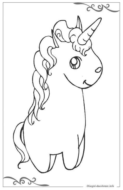 immagini unicorno da disegnare per bambini unicorno immagini da colorare gratuiti per bambini