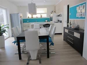Alle Sitzmöbel In Einem Raum : wohnzimmer 39 wohn esszimmer k che in neuem glanz 39 unser traum vom haus zimmerschau ~ Bigdaddyawards.com Haus und Dekorationen
