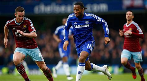 Chelsea V Everton: Drogba To Extend Toffees' Barren Spell ...